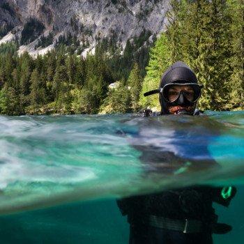 Potápanie v jazerách a priehradách (kurzy)